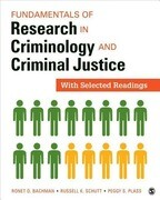 Fundamentals of Research in Criminology and Criminal Justice: With Selected Readings