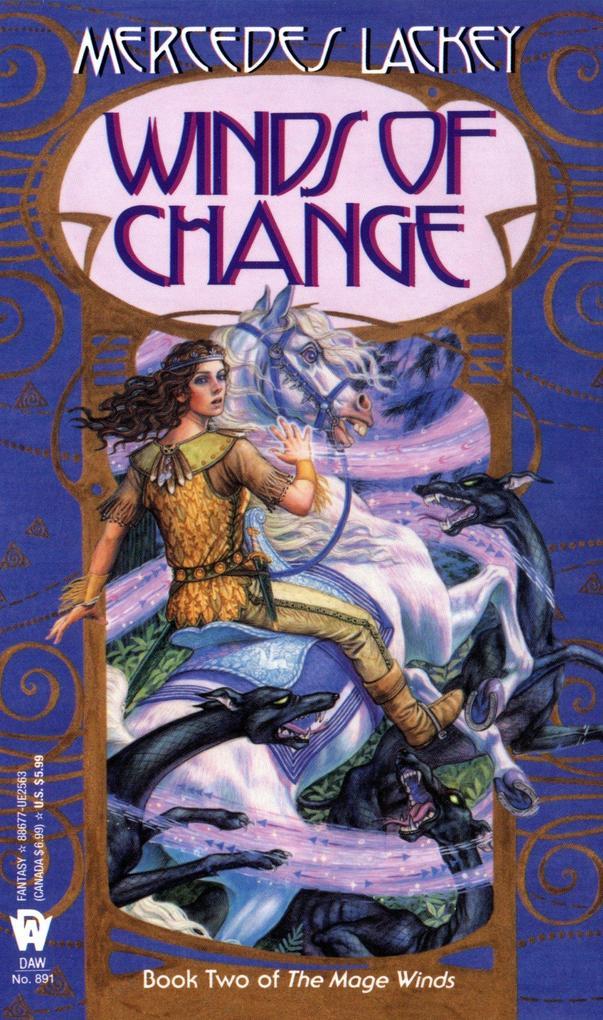 Winds of Change als Taschenbuch