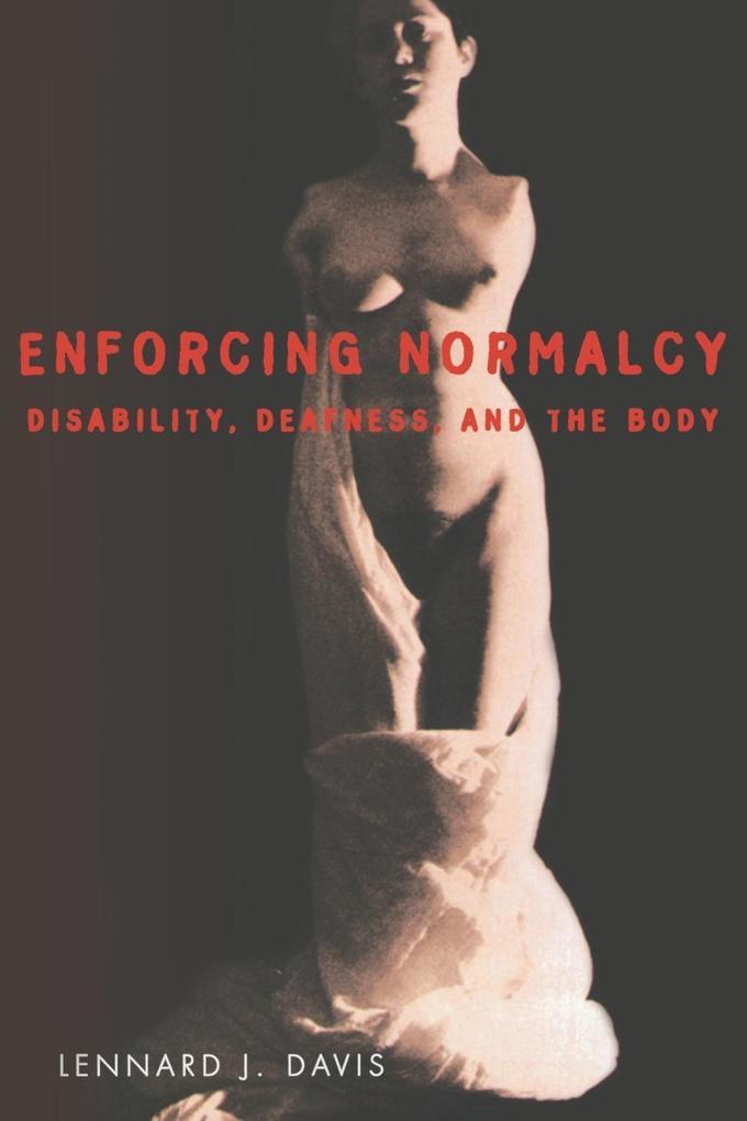 Enforcing Normalcy als Taschenbuch