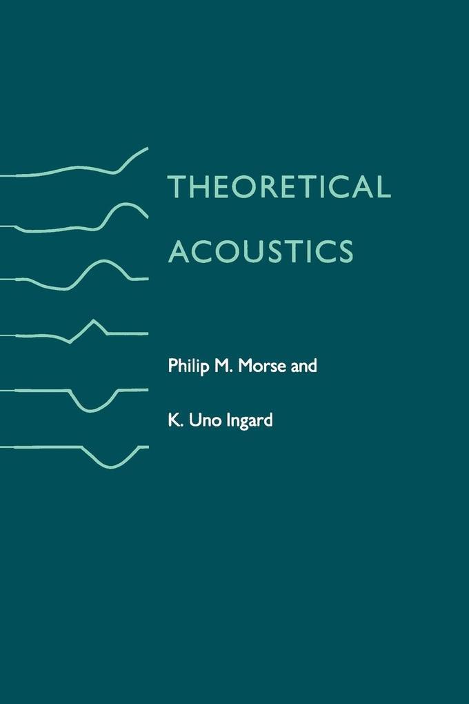 Theoretical Acoustics als Taschenbuch