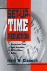 Set-Up Time Reduction als Buch