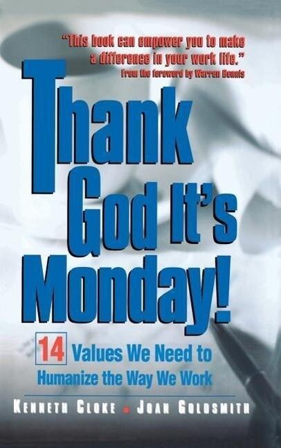 Thank God It's Monday! als Buch