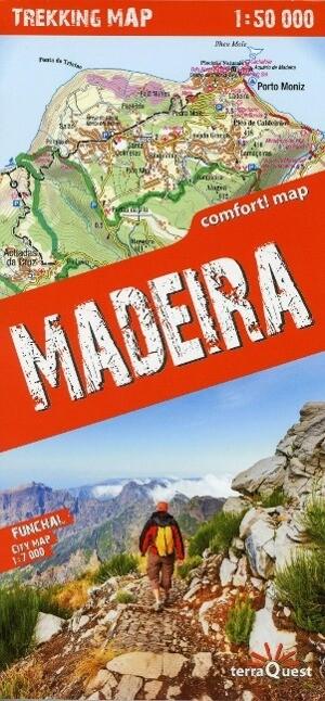 Madeira 1 : 50 000 als Buch von