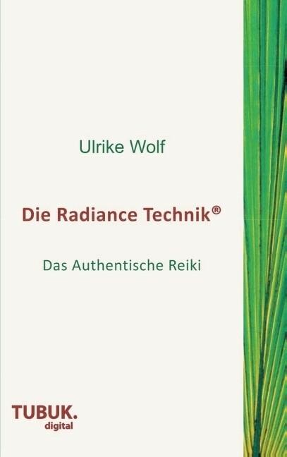Die Radiance Technik als Buch