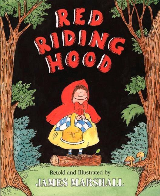 Red Riding Hood als Buch