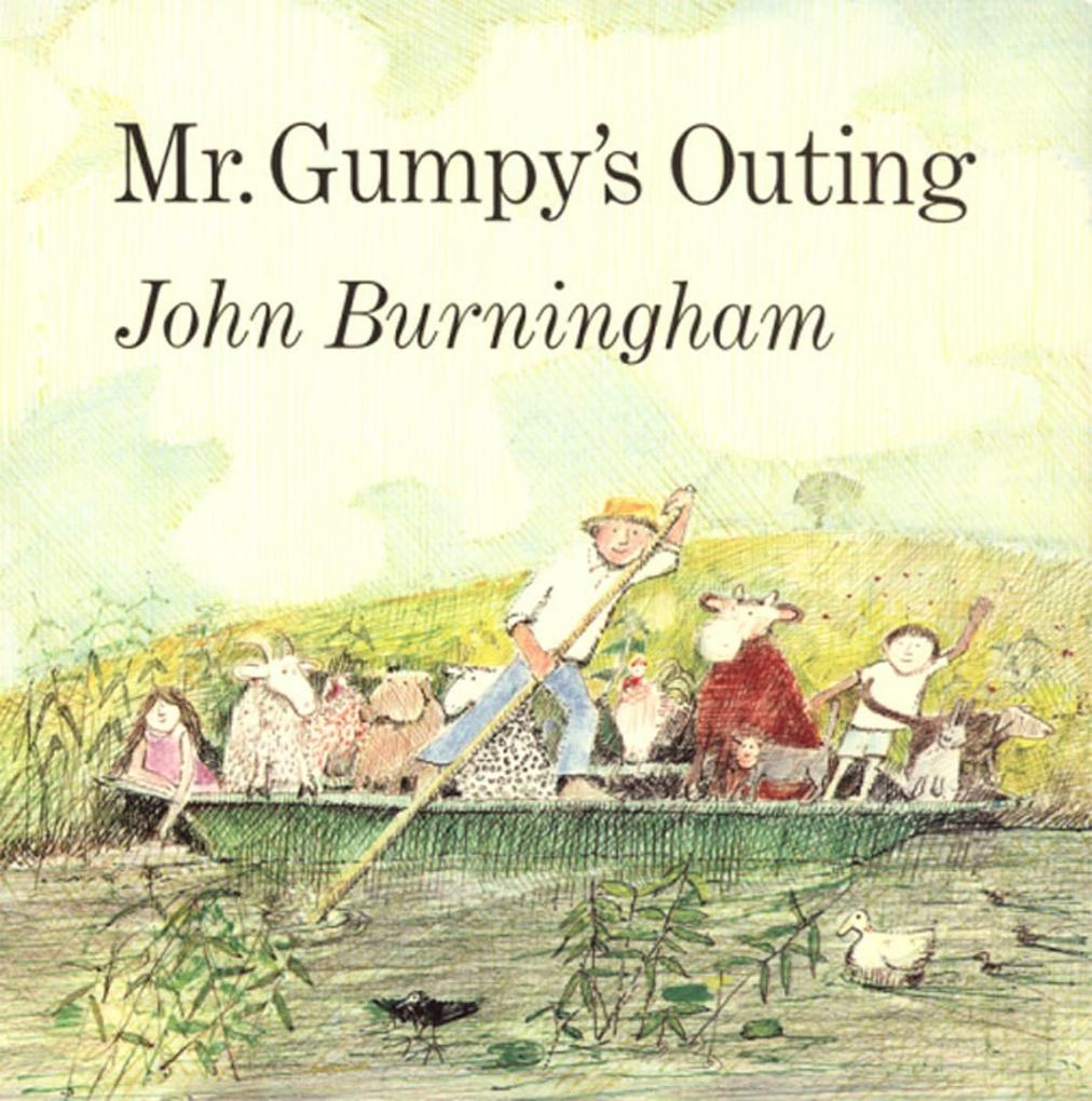 Mr. Gumpy's Outing als Buch
