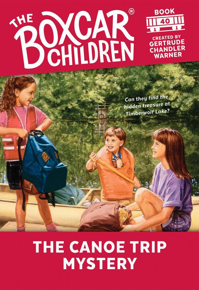 The Canoe Trip Mystery als Taschenbuch