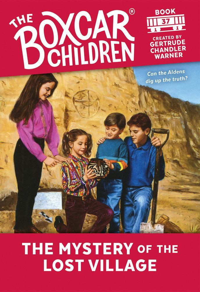 The Mystery of the Lost Village als Taschenbuch