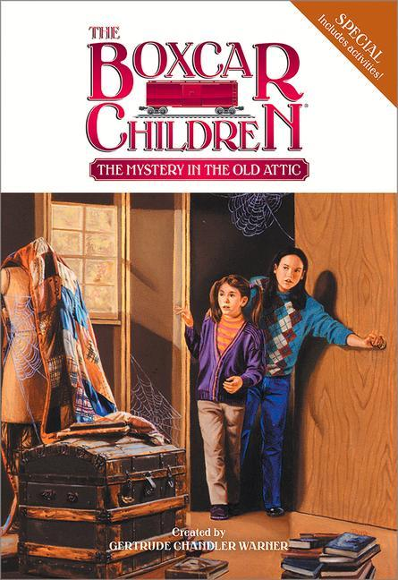 The Mystery in the Old Attic als Taschenbuch