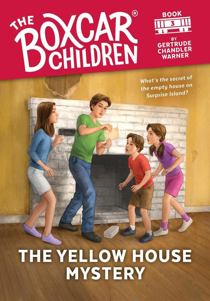 The Yellow House Mystery als Taschenbuch
