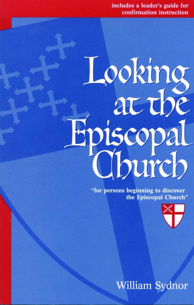 Looking at the Episcopal Church als Taschenbuch