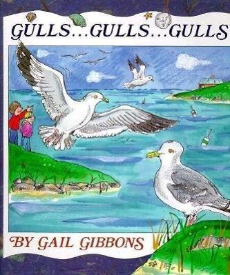 Gulls . . . Gulls . . . Gulls . . . als Buch