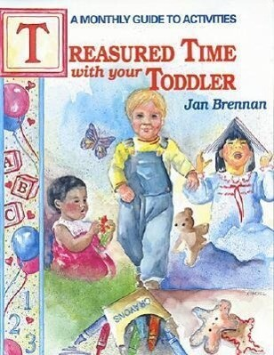Treasured Time with Your Toddler als Taschenbuch