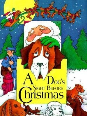 A Dog's Night Before Christmas als Buch