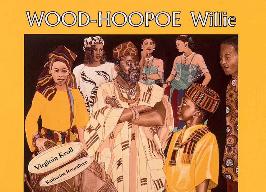 Wood-Hoopoe Willie als Taschenbuch