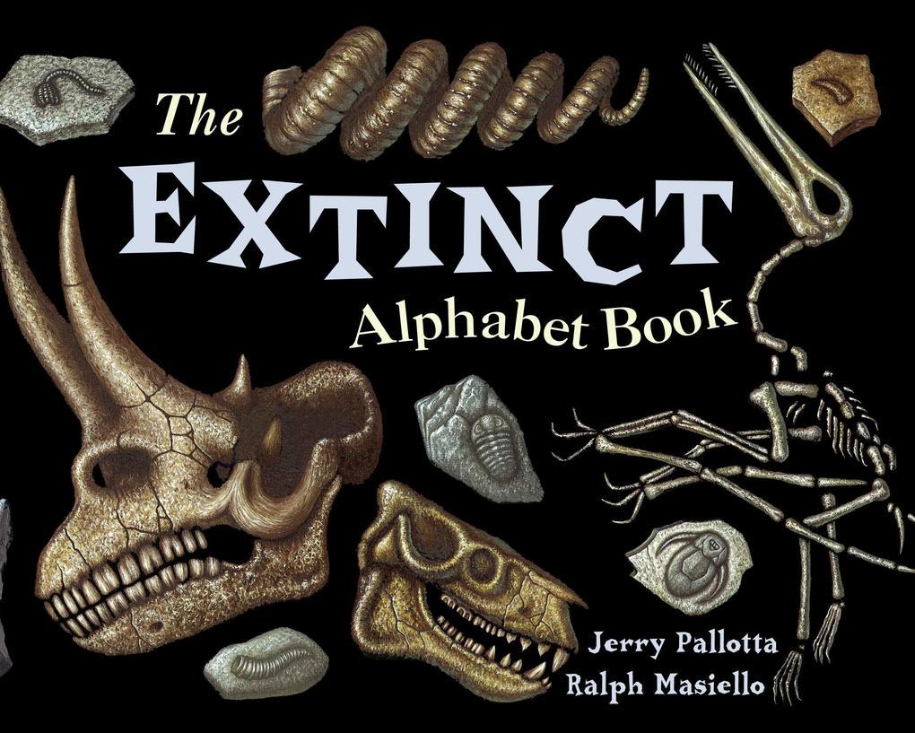 The Extinct Alphabet Book als Taschenbuch