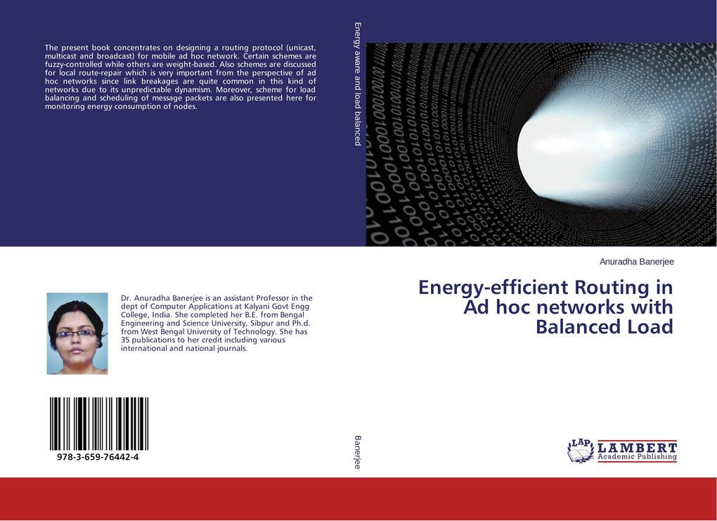 Energy-efficient Routing in Ad hoc networks wit...