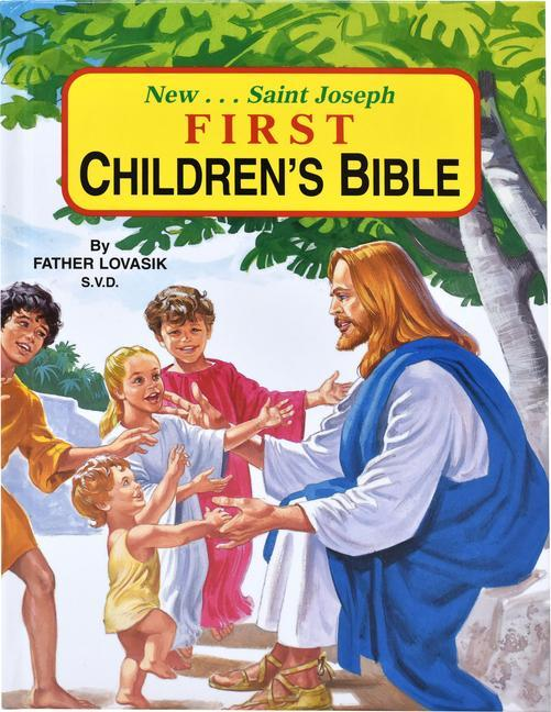 First Children's Bible als Buch