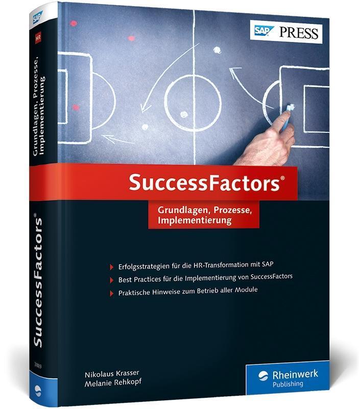 SuccessFactors als Buch von Nikolaus Krasser, M...