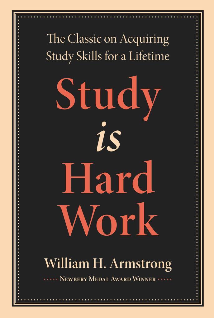 Study Is Hard Work als Taschenbuch