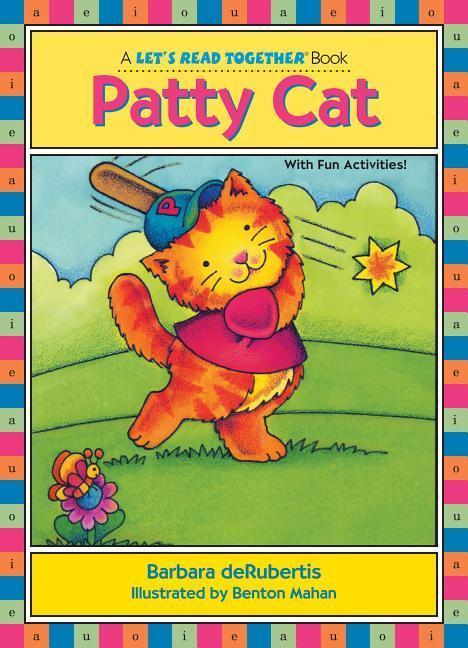 Patty Cat: Short Vowel a als Taschenbuch