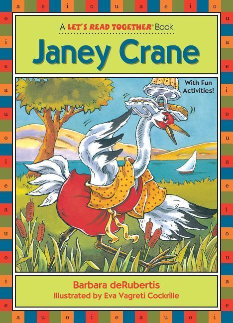 Janey Crane: Long Vowel a als Taschenbuch