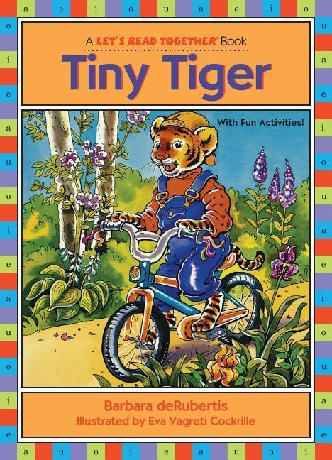Tiny Tiger: Long Vowel I als Taschenbuch