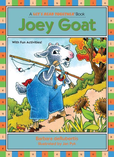 Joey Goat: Long Vowel O als Taschenbuch
