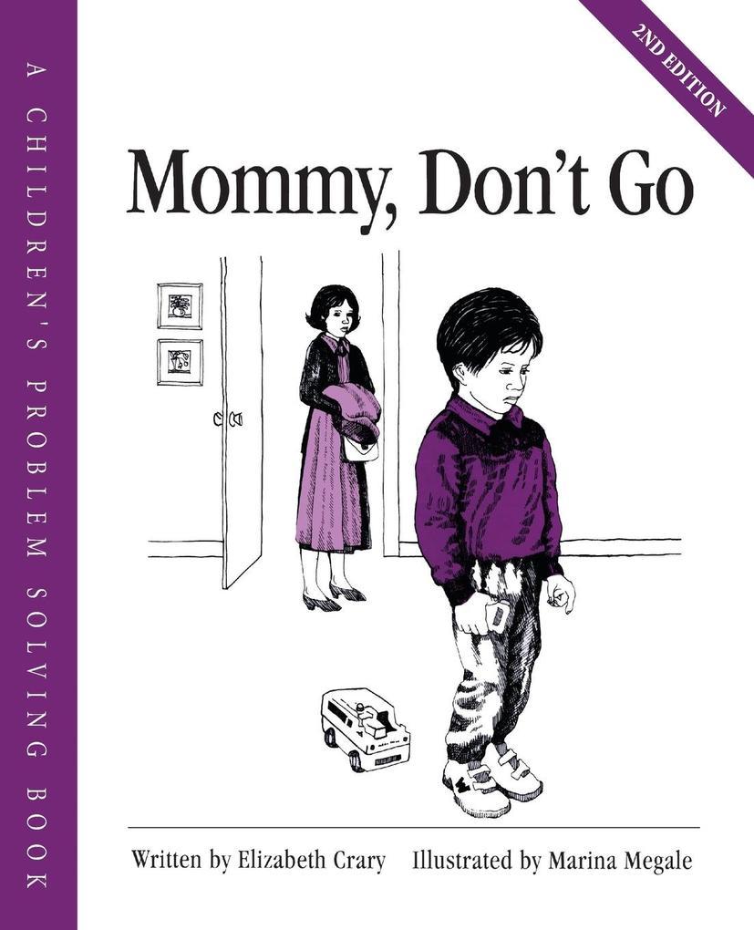 Mommy, Don't Go als Taschenbuch