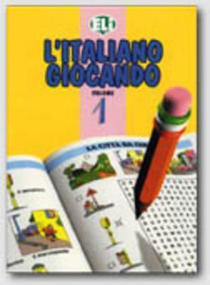 L ITALIANO GIOCANDO I als Taschenbuch