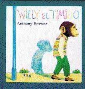 Willy el tímido als Taschenbuch