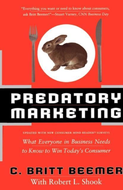 Predatory Marketing als Taschenbuch