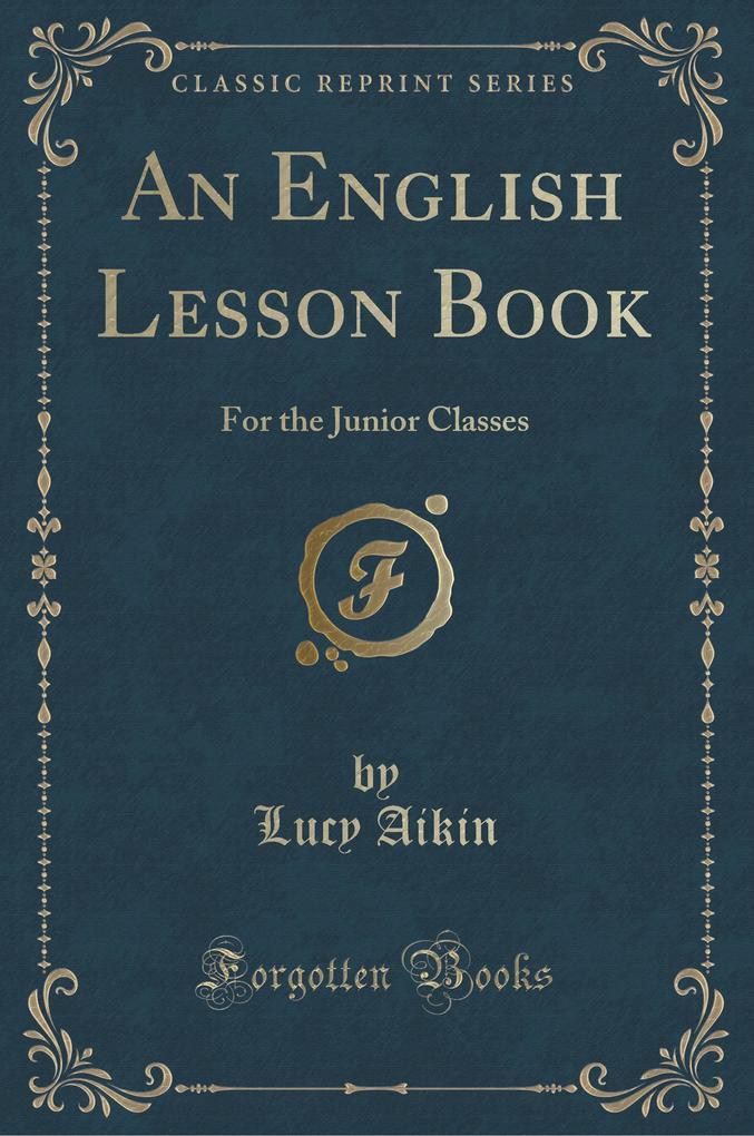 An English Lesson Book als Taschenbuch von Lucy...
