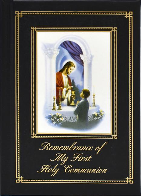Remembrance of My First Holy Communion Boy als Buch