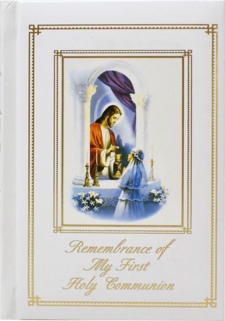 Remembrance of My First Holy Communion als Buch