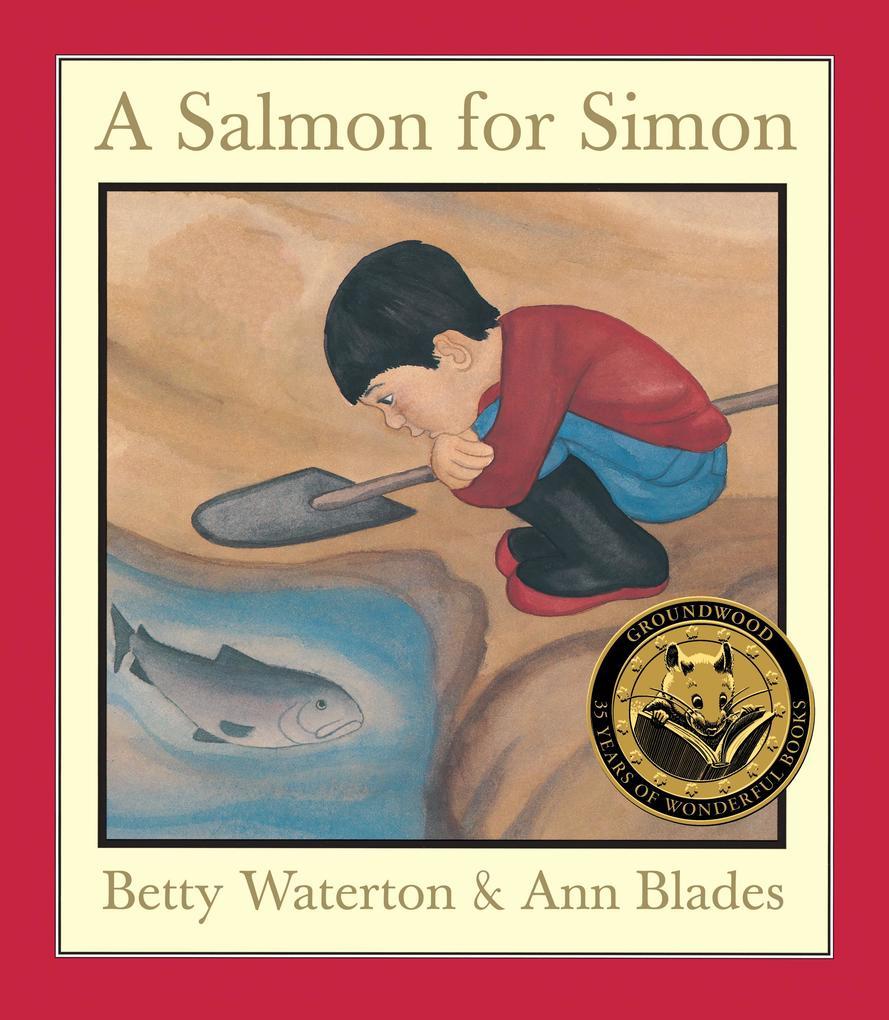 A Salmon for Simon als Taschenbuch