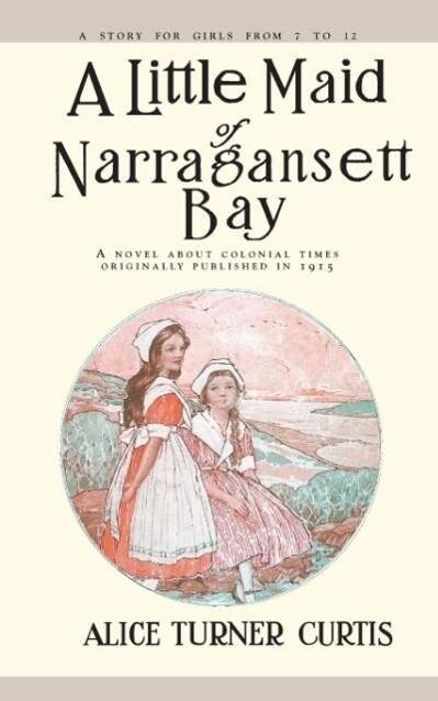 Little Maid of Narragansett Bay als Taschenbuch