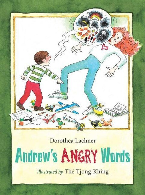 Andrew's Angry Words als Taschenbuch