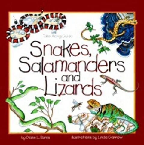 Snakes, Salamanders & Lizards als Taschenbuch