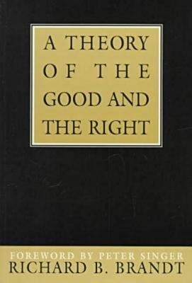 A Theory of the Good and the Right als Taschenbuch