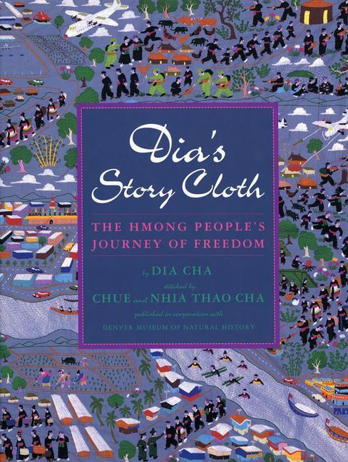 Dia's Story Cloth als Taschenbuch