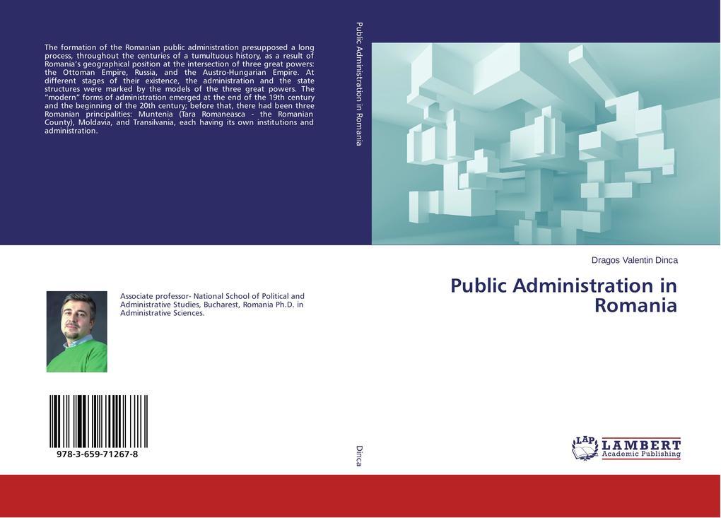Public Administration in Romania als Buch von D...