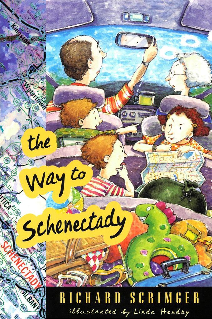 The Way to Schenectady als Taschenbuch