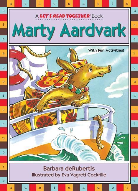 Marty Aardvark: Vowel Combination AR als Taschenbuch
