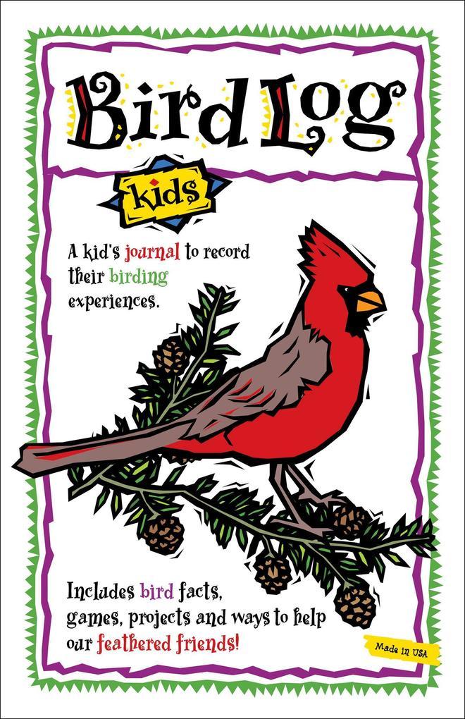 Bird Log Kids als Taschenbuch