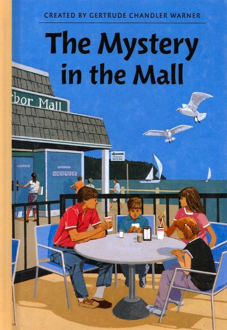 The Mystery in the Mall als Buch