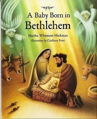 A Baby Born in Bethlehem als Buch