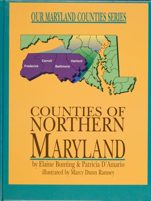 Counties of Northern Maryland als Buch