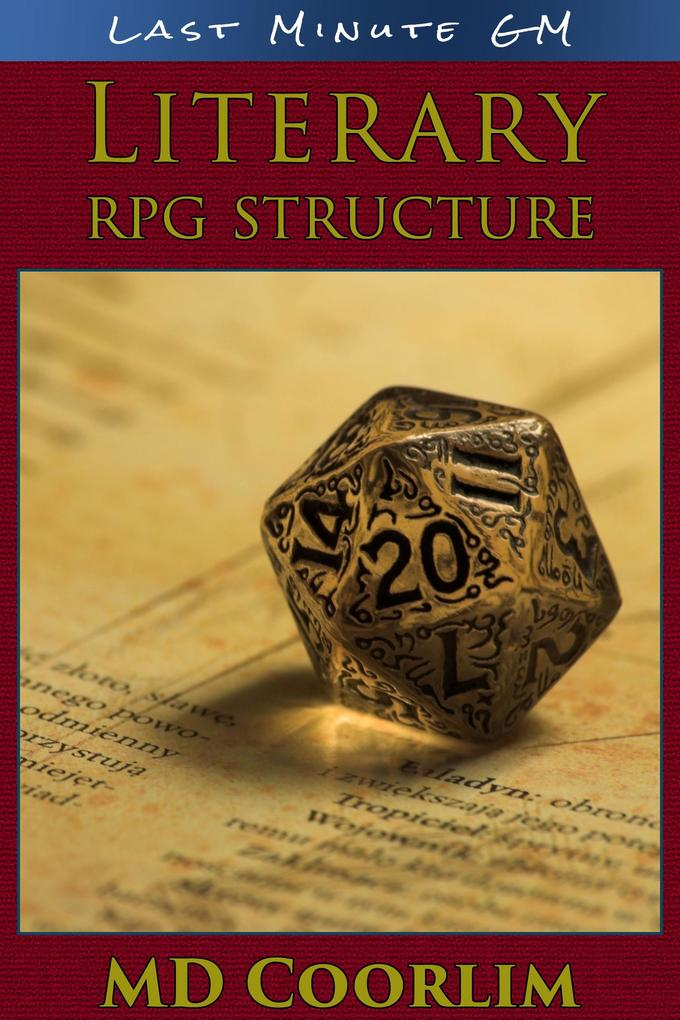 Literary RPG Structure als eBook Download von M...
