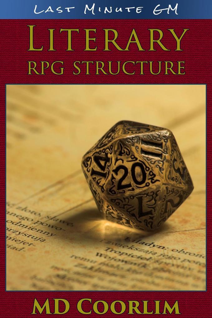 Literary RPG Structure als eBook Download von M...
